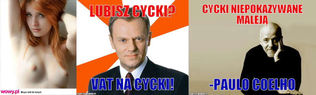 """""""Cycat - z pozdrowieniami dla Kominka"""