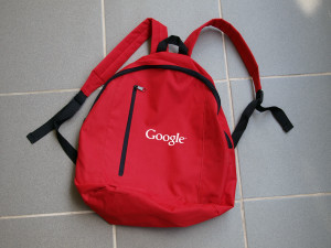 Plecak Google