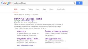 wyszukiwanie Google