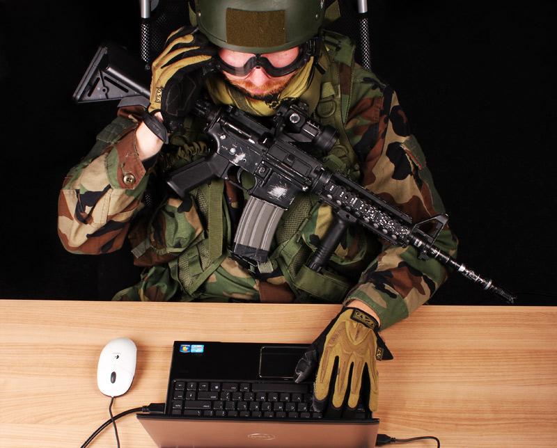 Żołnierz Battlefielda