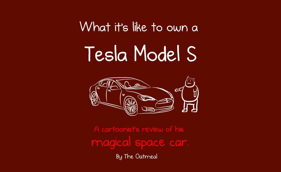 Jak to jest mieć Tesla Model S