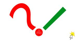 Znak zapytania połączony z wykrzyknikiem