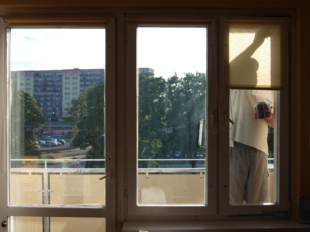 Malowanie balkonu