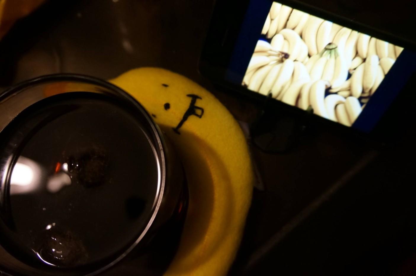 porno z bananem