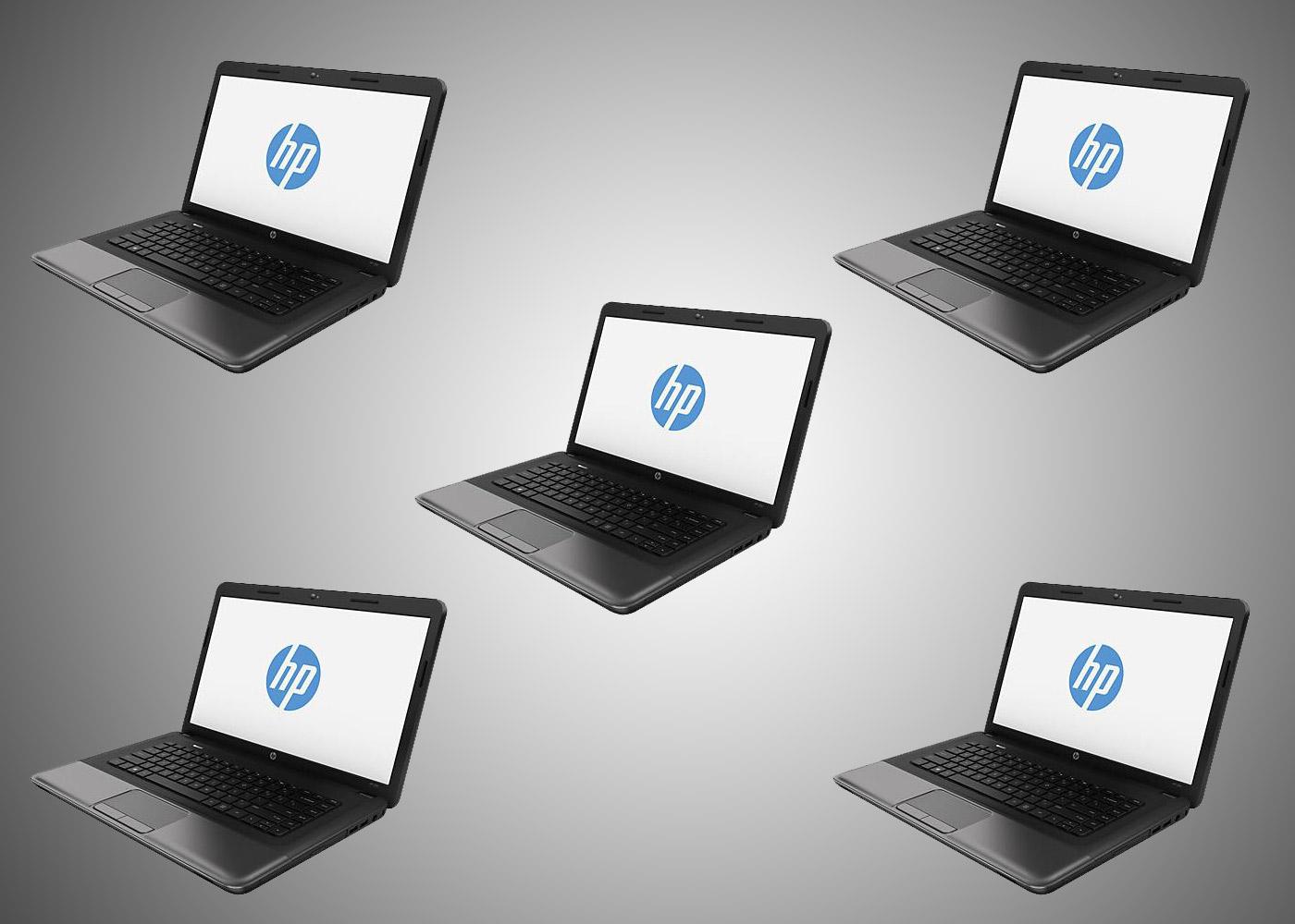 5 laptopów