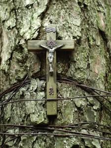 kontrowersje z krzyżem w tle
