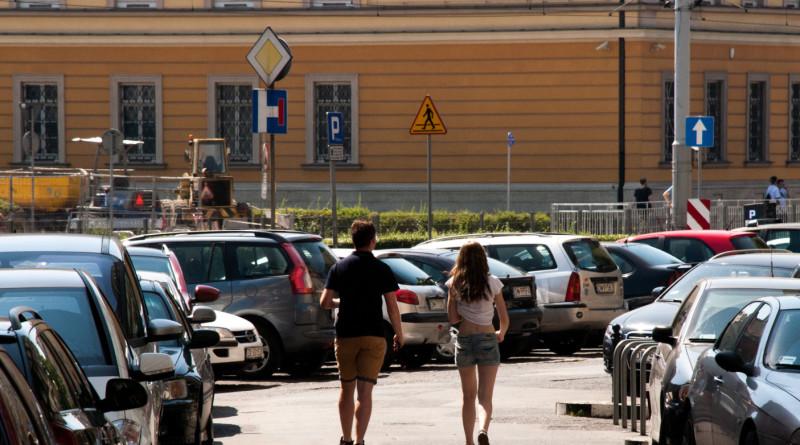 We Wrocławiu również był upał. Niech żyją upały.