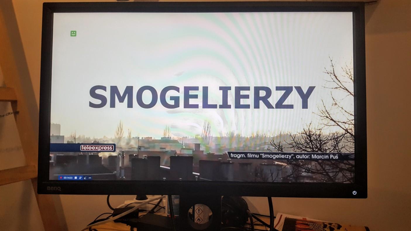 Teleexpress smogelierzy