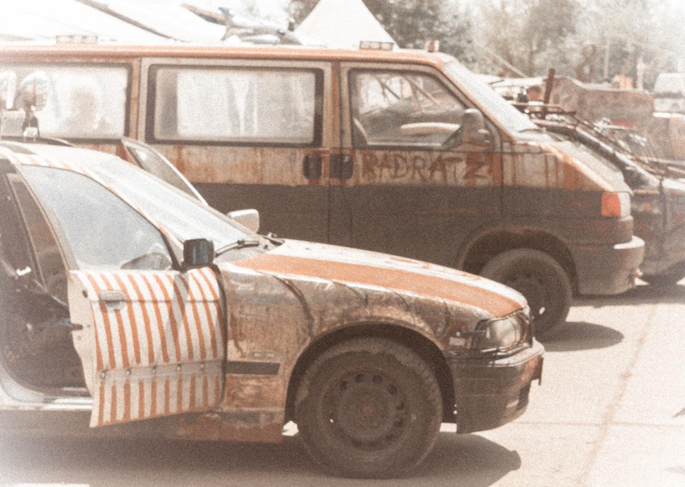 postapocalyptic cars